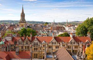 Oxford International in Oxford