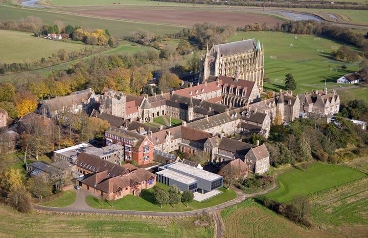 St. Bede's School